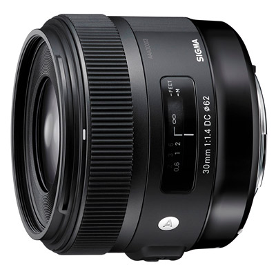 Sigma 30mm f/1.4 DC (2013 version)