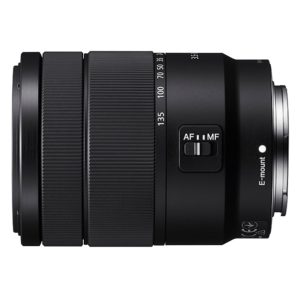 Sony E 18-135mm f/3.5-5.6 OSS