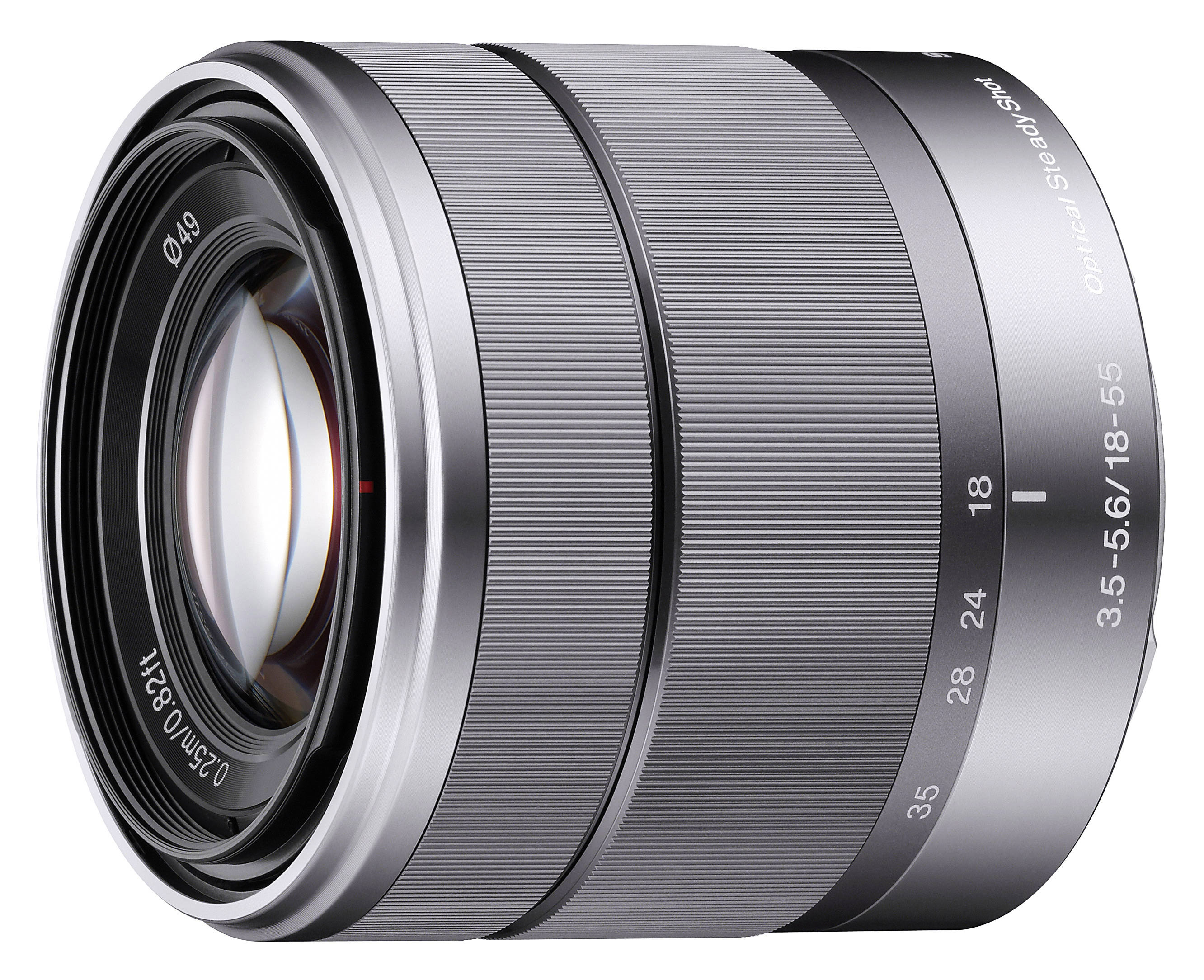 Sony E 18-55mm f/3.5-5.6 OSS