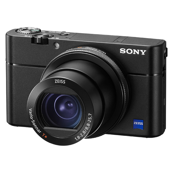 Sony RX100 V, front