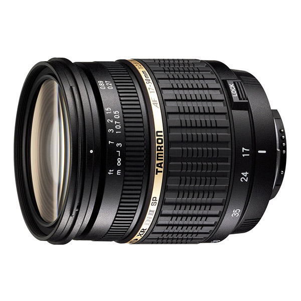 Tamron SP 17-50mm f/2.8 XR Di II LD