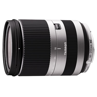 Tamron 18-200mm f/3.5-6.3 Di III VC (for mirrorless)