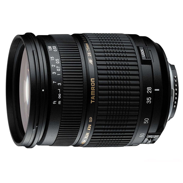 Tamron 28-75mm F/2.8 XR Di LD