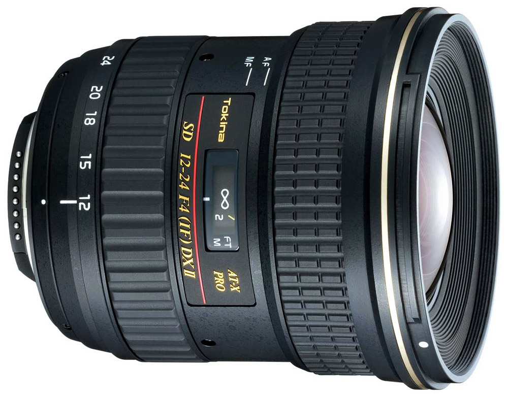 Tokina AT-X Pro 12-24mm f/4 DX II : Specifications and Opinions ...