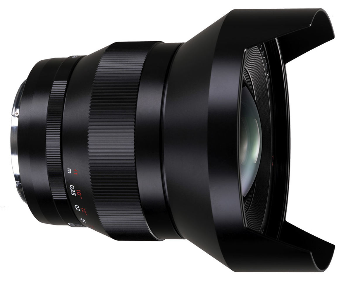 Zeiss ZE/ZF 2 Distagon T* 15mm f/2 8 : Specifications and