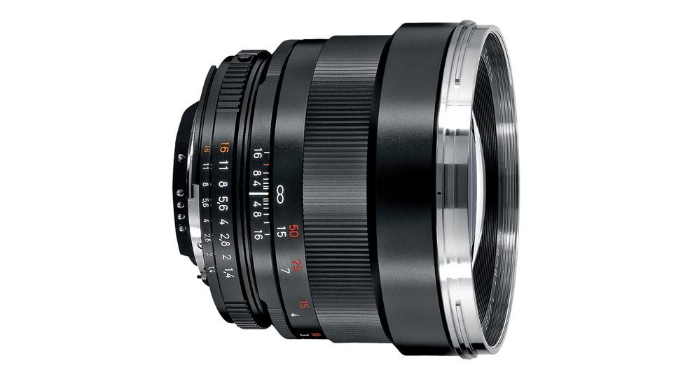 Resultado de imagen para ZEISS Planar T* 85mm f/1.4 ZF.2 Lens for Nikon F-Mount Cameras