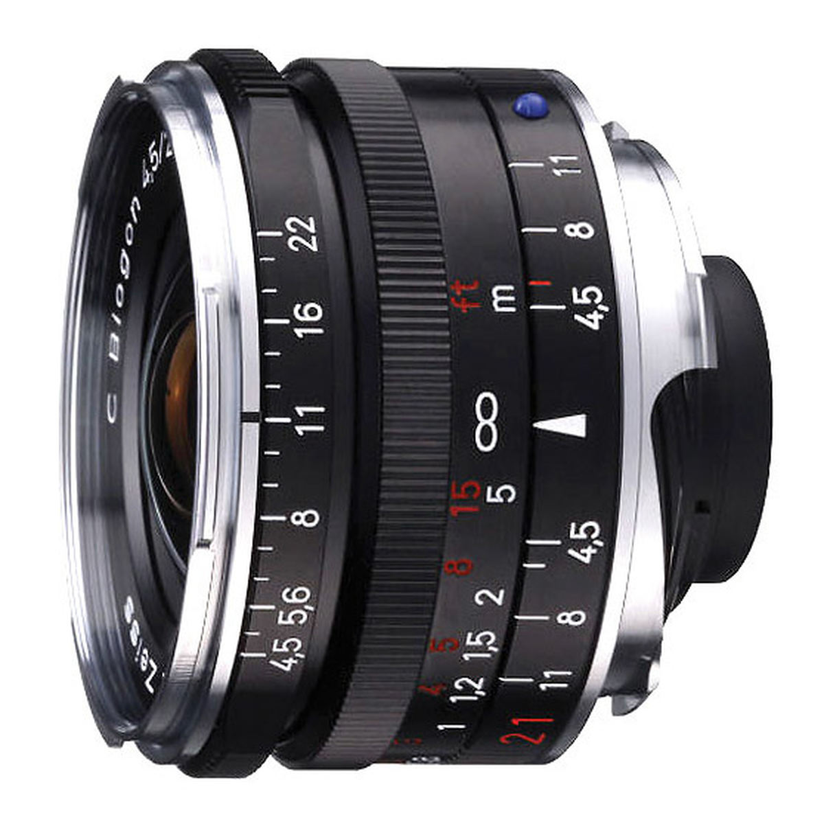 Zeiss ZM C Biogon T* 21mm f/4 5 : Specifications and